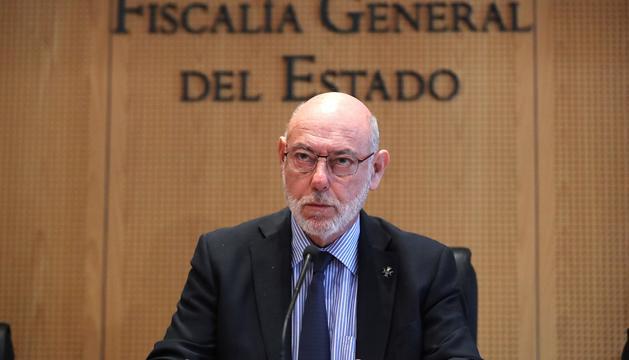 El fiscal general espanyol, José Manuel Maza, va morir ahir a Argentina.