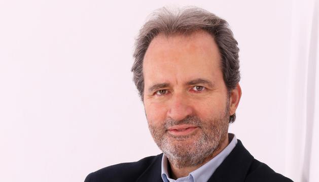 Jorge Cuervo, la por com a aliada