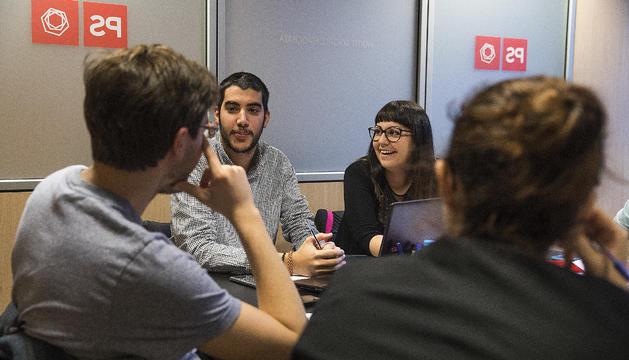 La Joventut Socialdemòcrata d'Andorra va celebrar ahir la tercera assemblea.