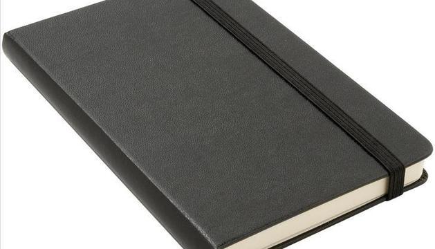 2. A la llibreta o bloc hi faig croquis, hi escric idees...