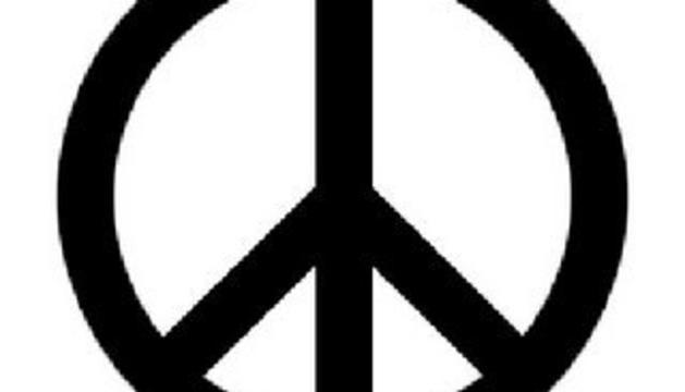 5. La pau és l'eix conductor de la meva feina.