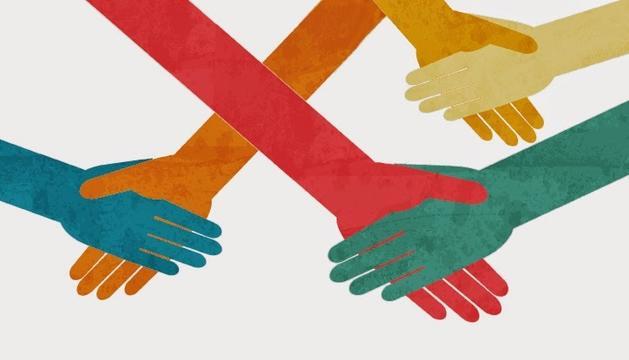 9. Ajudar persones, els alumnes, m'agrada molt.