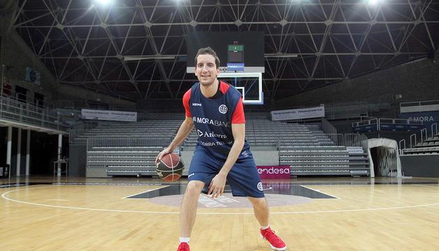 El segon capità del Bàsquet Club MoraBanc Andorra, Guille Colom, afronta amb més il·lusió que mai el curs 2017-2018.
