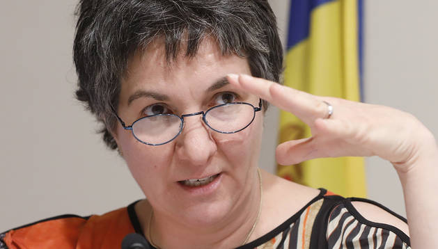 Cèlia Vendrell, consellera del PS a Escaldes.