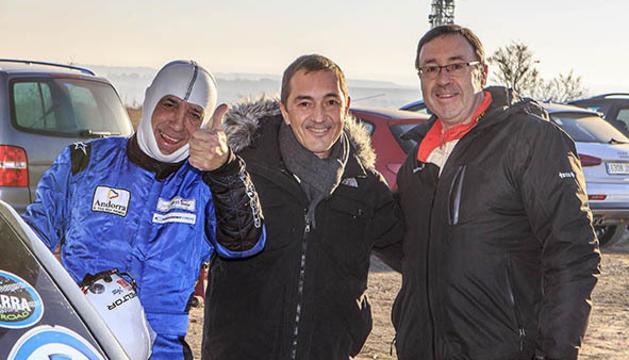 Caminal, Vinyes i Guillamet.