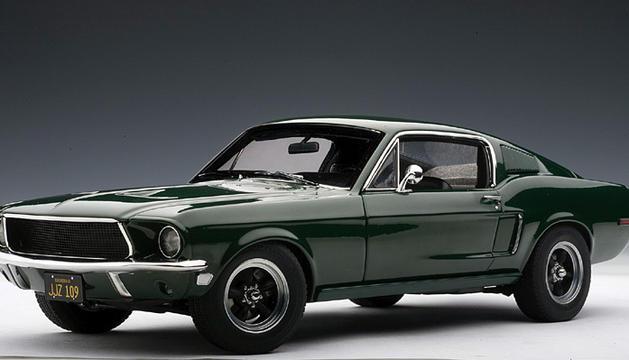 4. El Ford Mustang és un somni complert. El meu pare en tenia un i em porta molts records.