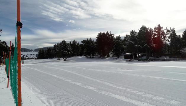 Pistes d'esquí nòrdic de Naturlandia.