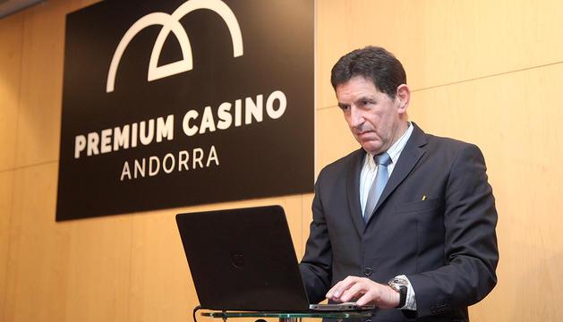 Gilles Meillet aposta pel desenvolupament del casino del grup Barrière al Principat.
