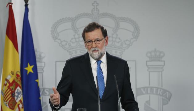 Mariano Rajoy convocarà el ple per constituir el parlament deprés de Reis.