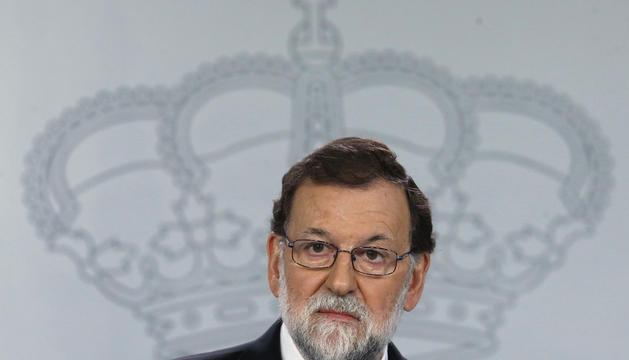 El president del govern espanyol, Mariano Rajoy.