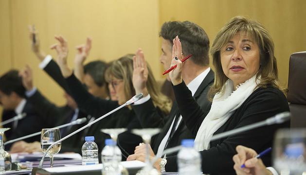 Sessió del Comú d'Andorra la Vella