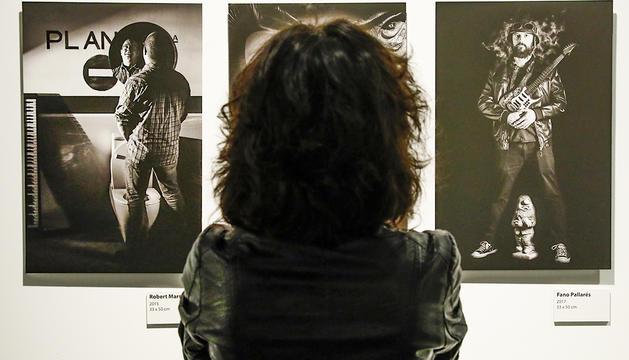 El concert completa l'exposició del col·lectiu de fotògrafs F4.