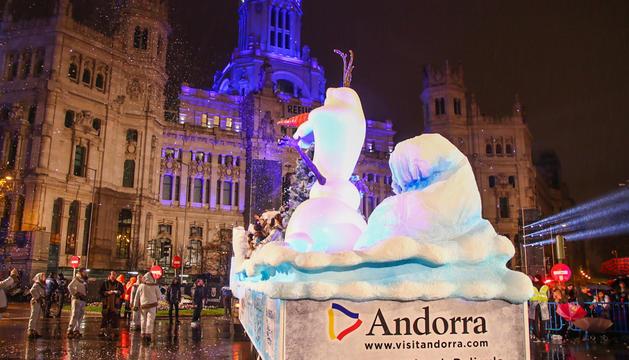 La carrossa d'Andorra Turisme.