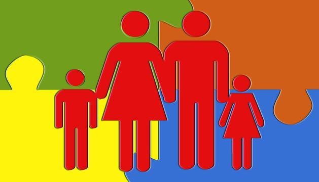 Soc molt familiar i m'agrada estar amb la dona, els fills i els pares