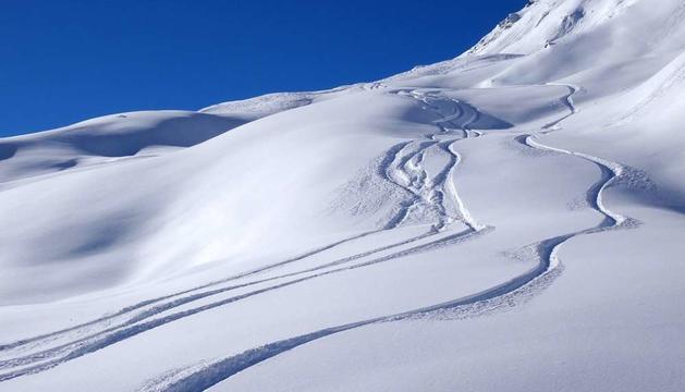Soc fanàtic de la muntanya i l'esquí. De respirar aire net. M'agraden els espais oberts