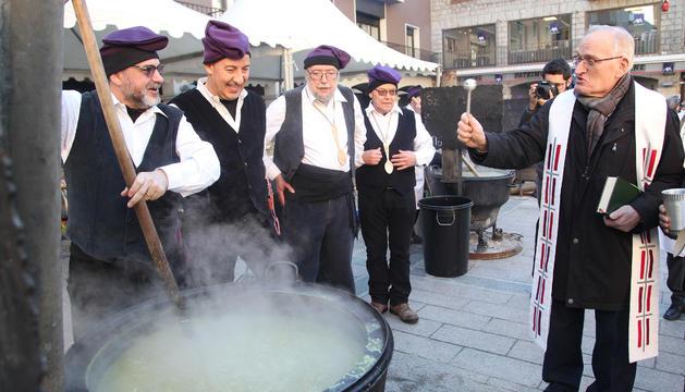 Jornades gastronòmiques d'hivern a la Massana