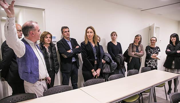 El centre està dedicat al mètode de l'autoaprenentatge de la llengua
