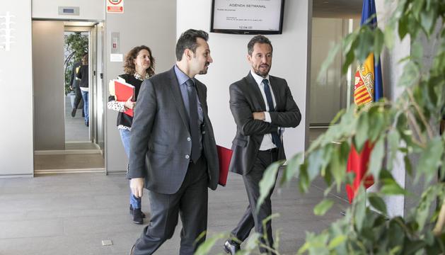 Els consellers socialdemòcrates han presentat 60 esmenes al pressupost