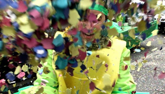 Els infants d'Encamp ja preparen el Carnaval.