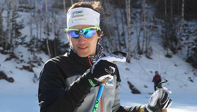 Irineu Esteve participarà per primera vegada en uns Jocs Olímpics