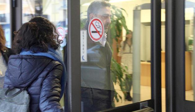 Vila entra a la Batllia el novembre passat al judici per exhibicionisme
