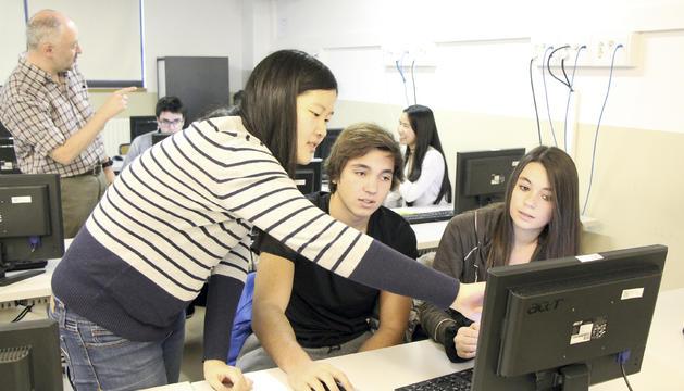 La Baula Xu és una de les 'professores' del MIT.