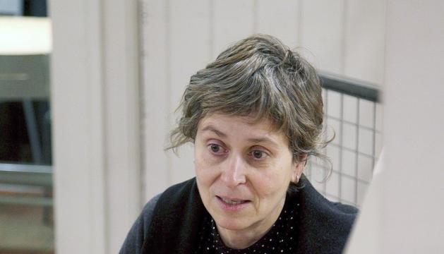 La primera secretària del PS, Susanna Vela.