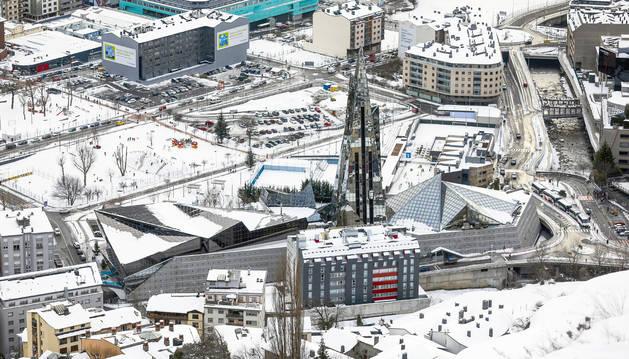 El Clot d'Emprivat pot ser el nou 'downtown' d'Andorra.