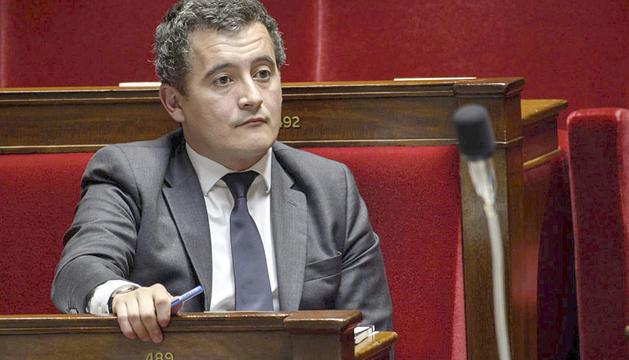 El ministre d'Acció i Comptes Públics, Gérald Darmanin.