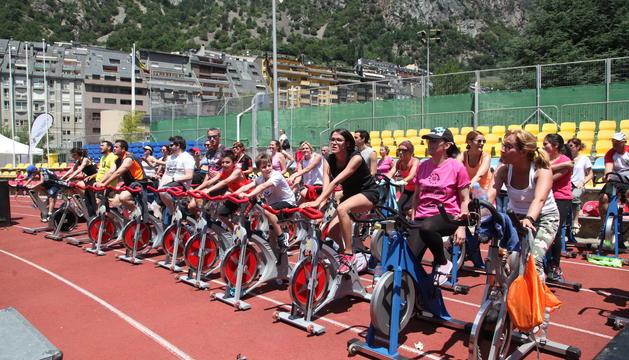 Activitat organitzada per l'Associació Andorrana Contra el Càncer (Assandca)