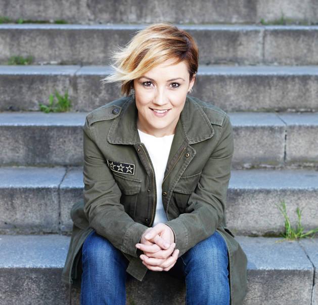 La periodista Cristina Pardo