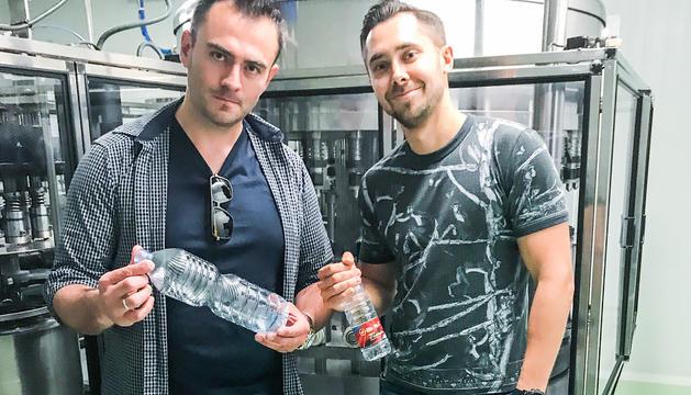 Els empresaris Ilya Rouss i Anton Yarashuk han adquirit Aigües d'Arinsal.