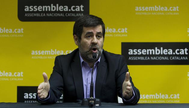 El diputat de JxCat i expresident de l'ANC, Jordi Sànchez.