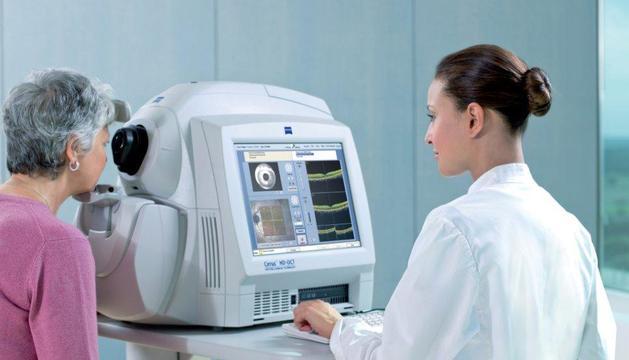 Quan l'oftalmòleg demana al pacient que es faci una OCT és per detectar patologies oculars com el glaucoma