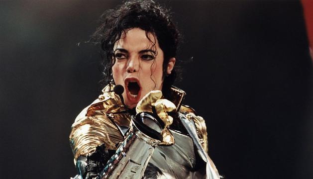 El rei del pop Michael Jackson