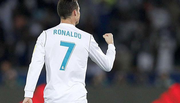 El davanter portuguès, Cristiano Ronaldo, aquesta temporada.