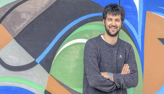 Guillem Viladomat va crear l'aplicació d''Alpify' amb 23 anys.