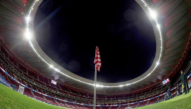 El Wanda Metropolitano serà la seu de la final de la Copa del Rei.