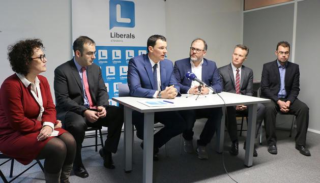 Ld'A s'agermana amb Iniciativa Liberal de Portugal