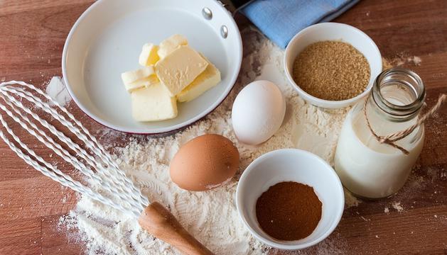 Llet, ou, blat i fruits secs, els al·lèrgens més comuns