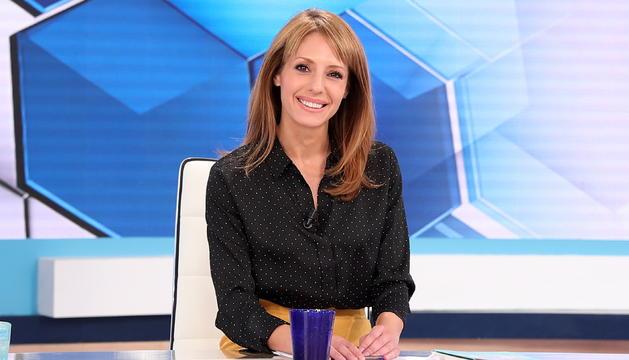 La periodista Macarena Berlín