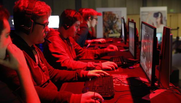 Inauguració del 9è Saló del videojoc
