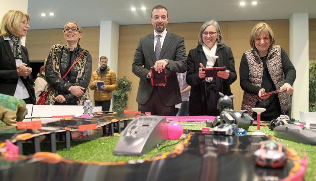 Comença la novena edició del saló del videojoc a Escaldes