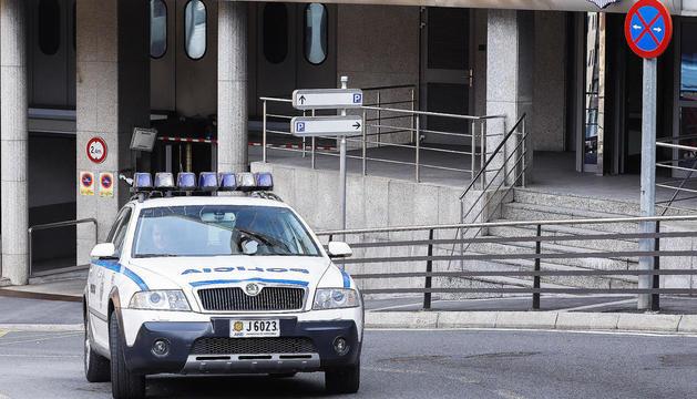 Els fets van tenir lloc a l'edifici central de la policia