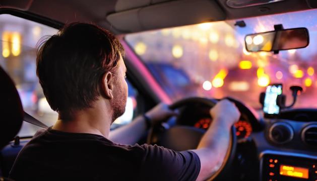 A través de la visió, el conductor rep un 90% de la informació