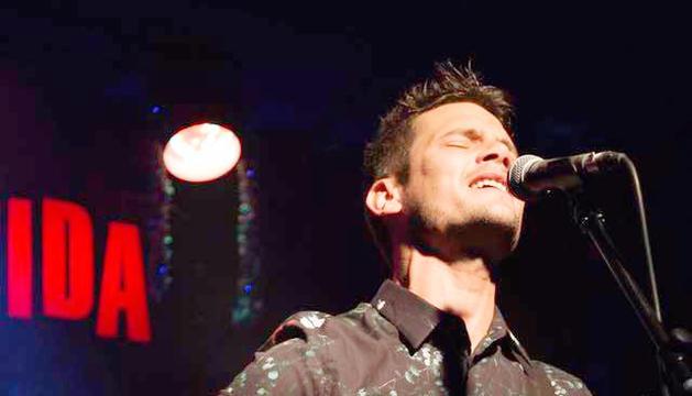 El cantant mallorquí Bruno Sotos.