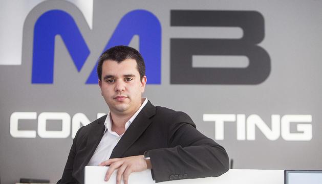 Jordà Romera va crear la seva pròpia empresa amb només 19 anys