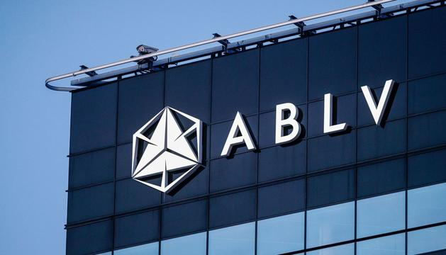 La seu d'ABLV, a Riga.