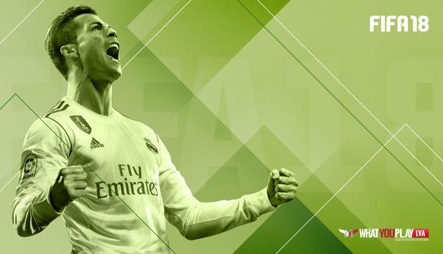 El l 'Fifa'18' és un dels dos jocs escollits.
