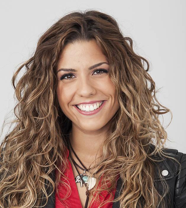 La cantant Míriam Rodríguez